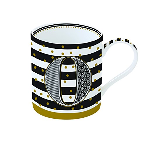 Jd Diffusion 282leto Cofanetto con Tazza o Ceramica Multicolore 13,8x 13x 10,2cm