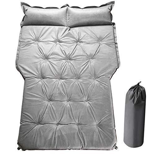Colchón de aire automático para coche, portátil, cama de aire automática, apta para SUV, tronco, viaje, cama de aire, SUV, colchón de aire, camping, colchón al aire libre, con bolsa de almacenamiento