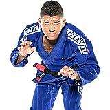 Tatami Fightwear Estilo 6.0 Blue & White BJJ GI, Hombre, Azul y Blanco, A2