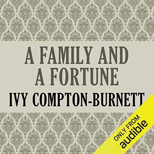 A Family and a Fortune audiobook cover art