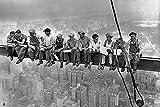 Grupo Erik Editores Poster New York- Obreros