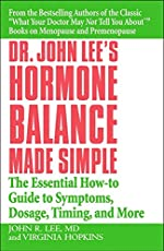Image of Dr John Lees Hormone. Brand catalog list of Grand Central Publishing.