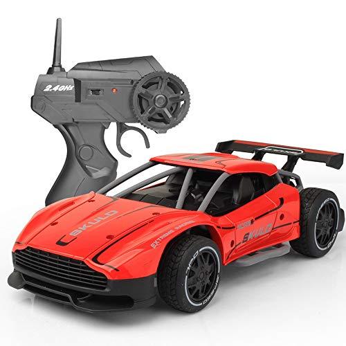 Tastak 1:24 Ehicle Drift Auto Best Toy Geschenk für Jungen Kinder Fernbedienung Auto 2.4 GHz RC Auto 4 Kanäle...