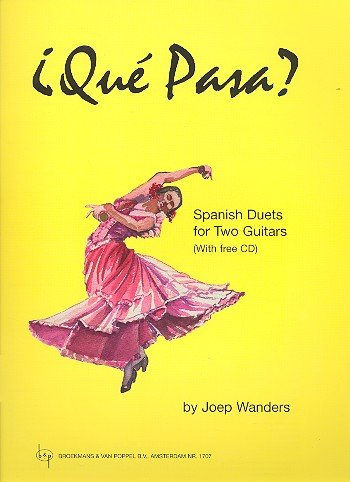 I Que Pasa - Spanish Duets For Two Guitars mit CD