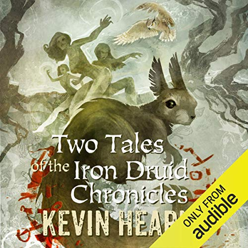 Couverture de Two Tales of the Iron Druid Chronicles