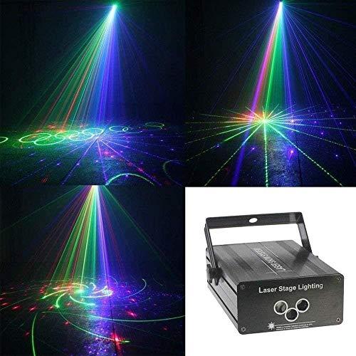 LF- Partito della Discoteca lampade- ha Condotto Le luci della Fase, del Modello della Discoteca del DJ Strobe Light Effect for KTV Discoteca DJ Party Famiglia Light Show Bellissima