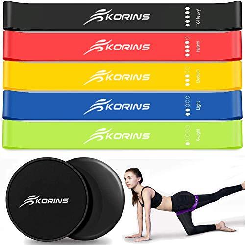 Banda Elastica Fitness  marca Korins