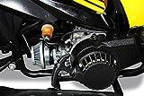 Miniquad Kinder Cobra ATV gelb / schwarz - 9