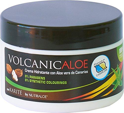 Nutraloe Volcanic Aloe Crema hidratante con Karité 250ml