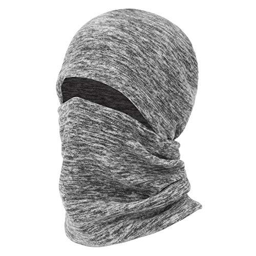 mysuntown Winter Balaclava Ski Mask, Tactical ski Full Face Cover Neck Warmer Hats Scarf for Men...
