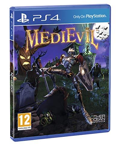 Medievil PS4 - PlayStation 4 [Edizione: Regno Unito]