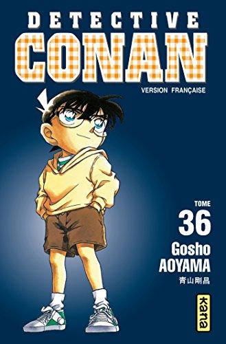 Détective Conan - Tome 36