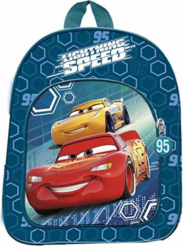 Star Licensing Disney Cars Mochila para niños  32 cm  multicolor