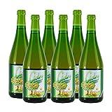 Cidre de la France -brut- Apfelwein (6 x 0,75L) -