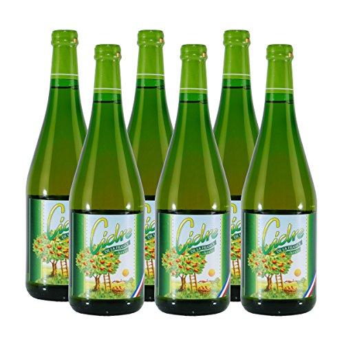 Cidre de la France -brut- Apfelwein (6 x 0,75L)