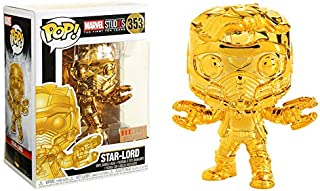 Best gold chrome star lord pop Reviews