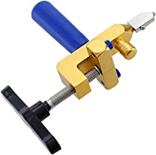 KunmniZ cortador de azulejos manual para cortar azulejos de cerámica de vidrio abridor multifuncional herramienta de construcción