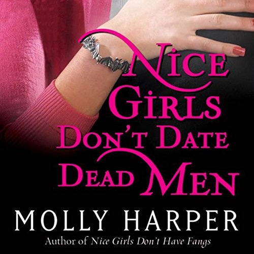 Nice Girls Don't Date Dead Men cover art