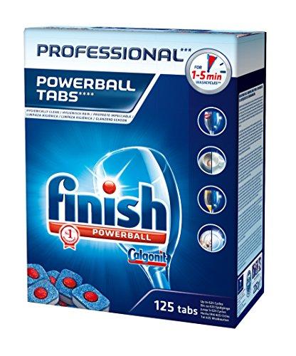 Finish Professional Powerball Spülmaschinentabs 125 Stück
