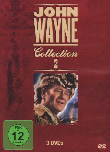 John Wayne Collection 2 [3 DVDs]