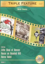 Horror Classics Triple Feature Volume 5: (Little Shop of Horrors / House on Haunted Hill / Horror Hotel)