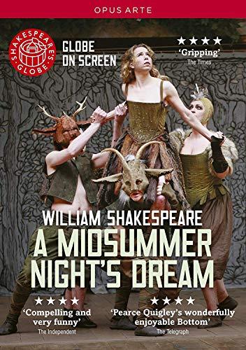 Shakespeare's Globe on Screen: A Midsummer Night's Dream [DVD] [2014] by John Light