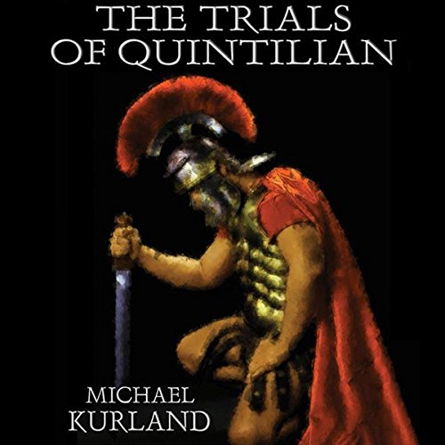 The Trials of Quintilian audiobook cover art