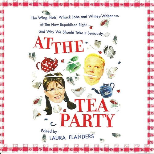 At the Tea Party audiobook cover art