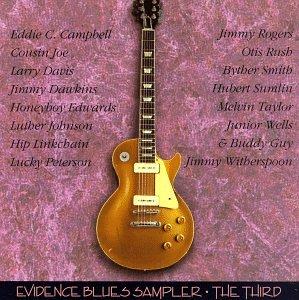 Evidence Blues Sampler / Third [Importado]