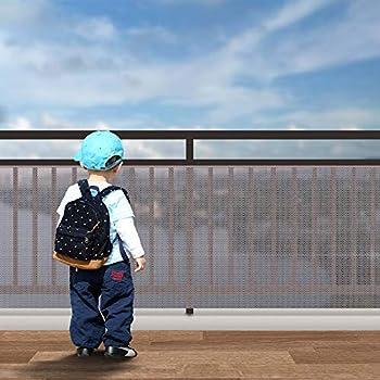 Filet De Sécurité Pour Bébé Avec,Filet De Sécurité Escalier Filet De Protection,Filet De Sécurité Pour Balcon Et Escalier,Filet De Sécurité Escalier
