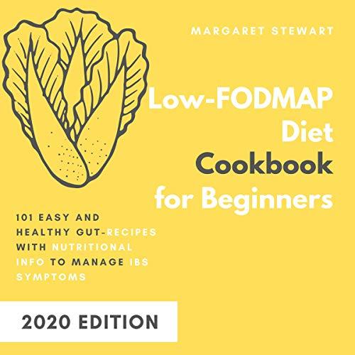 Low-FODMAP Diet Cookbook for Beginners cover art