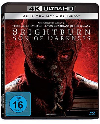 Brightburn: Son of Darkness  (4K Ultra HD) (+ Blu-ray 2D)