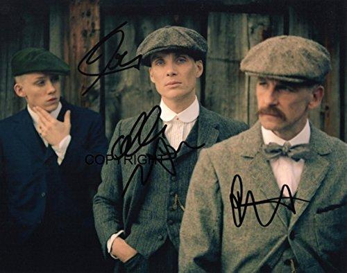 Fotografía de los actores de la serie de televisión 'Peaky...