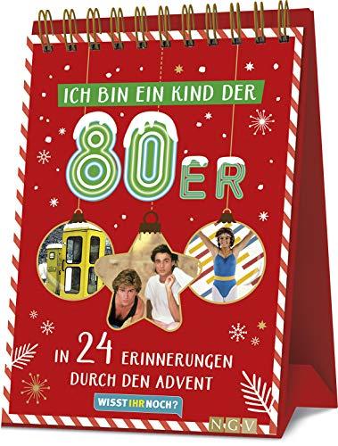 Ich bin ein Kind der 80er- Adevntskalender: Mein Kult-Countdown bis Weihnachten