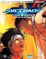 SVC CHAOS? - SNK vs. CAPCOM Official Fighters Guide de BradyGames
