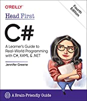 Head First C#, 4th Edition Front Cover
