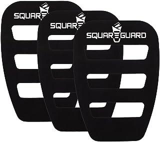 SquareGuard Pocket Square Holder (3-Pack)