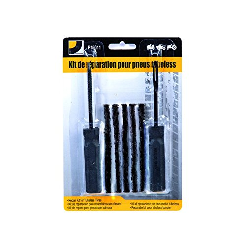 PROVAC - Kit Tresses Réparation Tubeless
