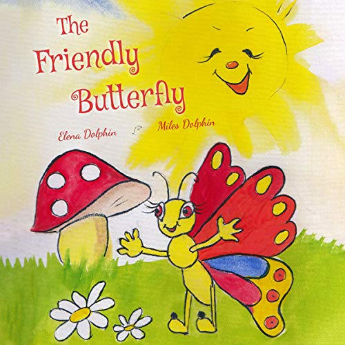 The Friendly Butterfly cover art