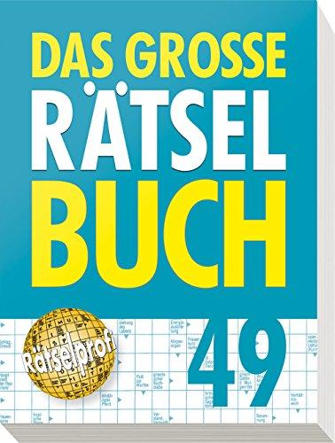 Das große Rätselbuch Band 49