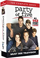 Party of Five: The Complete Series [DVD] [Import]