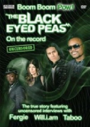 Photo of Black Eyed Peas -Boom Boom Pow! [DVD]