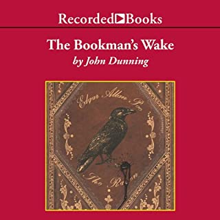 The Bookman's Wake audiobook cover art