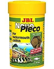 JBL NovoPleco, Small and Medium Plecos Fish Food 100 ml