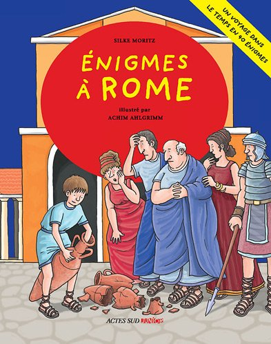 Enigmes à Rome