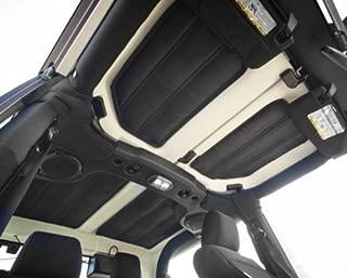 Rugged Ridge 12109.04 Hardtop Headliner Roof Insulation Kit for 2011-2018 Jeep Wrangler JK, 4 Door