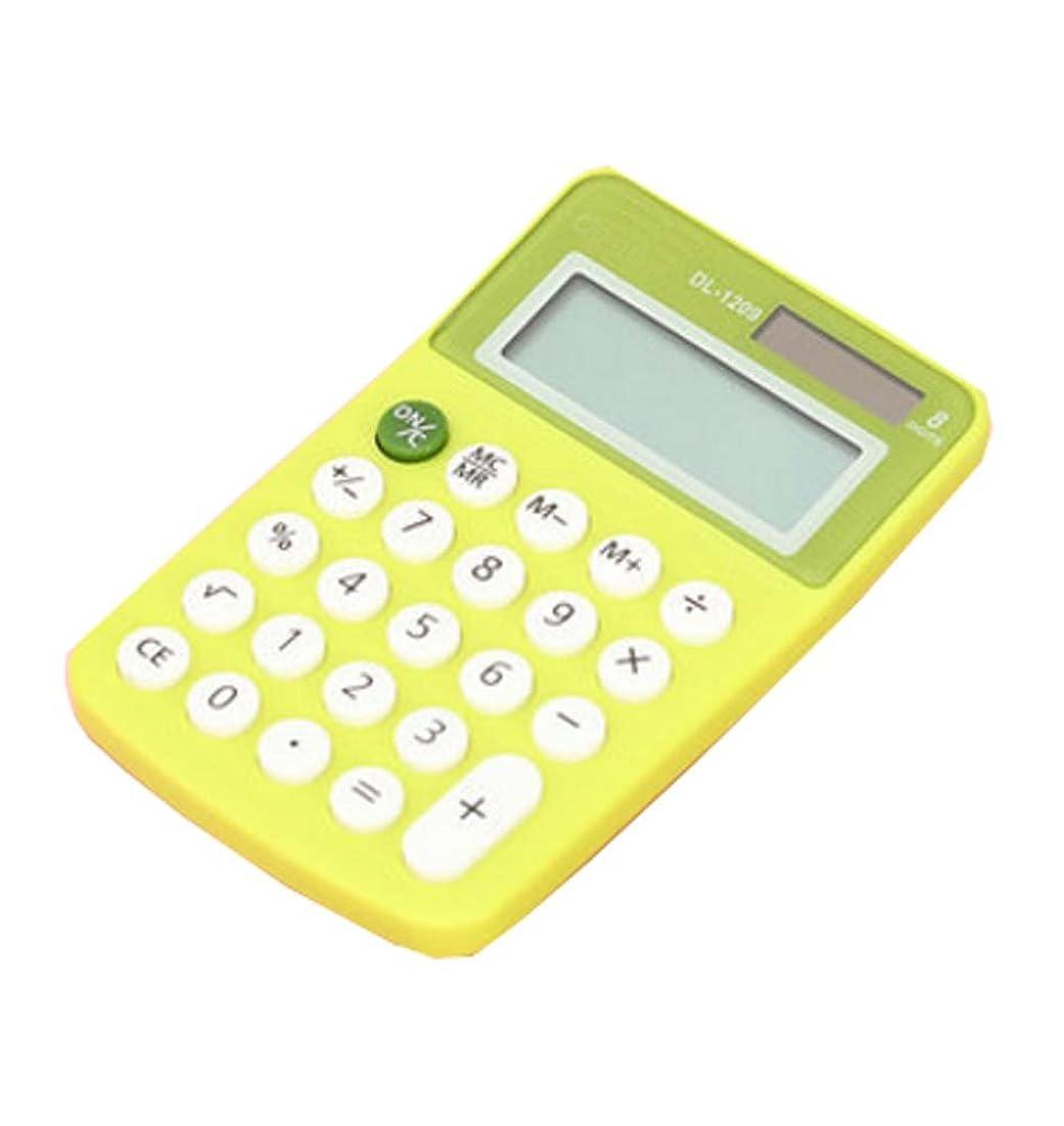 大学院モンスター牽引計算機、8桁の大型ディスプレイを備えた標準的な機能的なデスクトップ電卓、A1