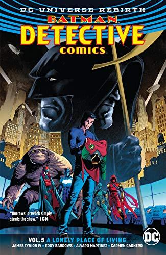 Batman - Detective Comics (2016-) Vol. 5: A Lonely Place of Living (English Edition)