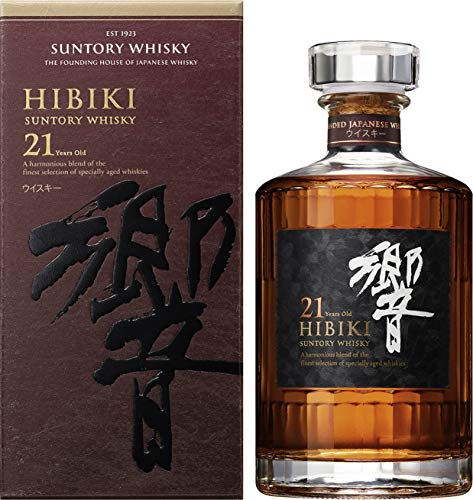 Hibiki - Japanese Blended Whisky - 21 year old Whisky