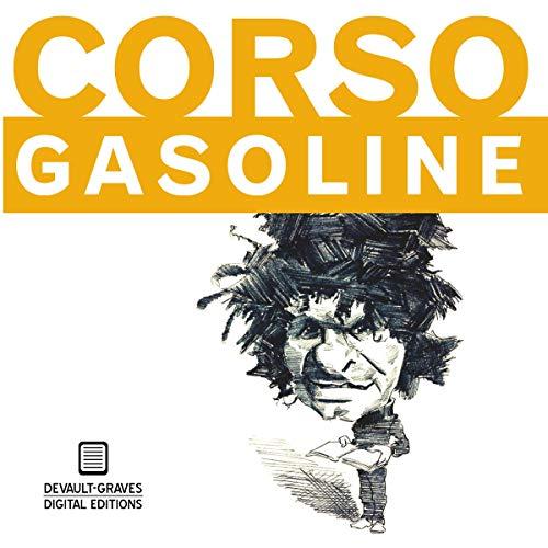 Gasoline audiobook cover art